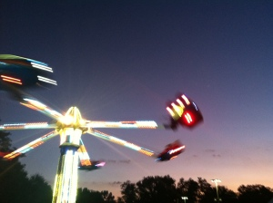 Ride - Greek Festival