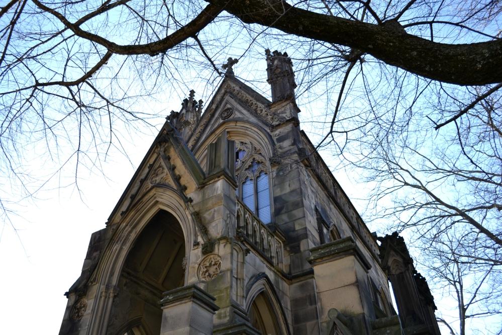 Gothic Revival Dexter Memorial