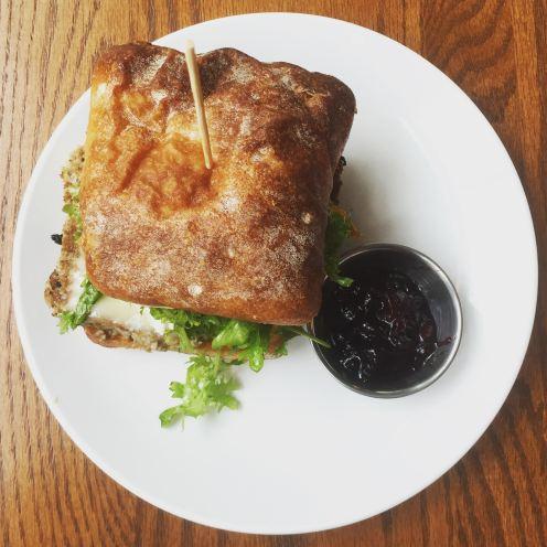 Breakfast Sandwich from Maplewood